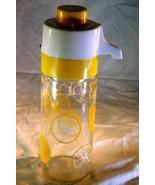 Vintage 1 Qt Pump Orange Juice Dispenser - $8.18