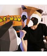 Cute Cartoon Head Mask DIY Live Performance Props - $19.99