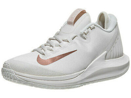Nike Unisex Court Air Zoom Zero Shoes AA8022 Phantom/RoseGold M 10 / WM ... - $98.99