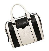 Europe Style PU Tote Handbag Fashion Shoulder Bag Cross Body Bag A