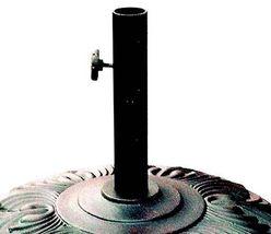 Patio Umbrella Iron Base Amazon Outdoor Furniture Cast Aluminum Bronze. image 5