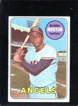 1969 TOPPS #342 BUBBA MORTON VG CREASES (WAX) *C14999  - $1.73
