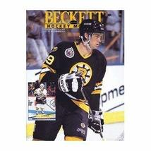 Beckett Hockey Monthly Magazine February 1993 - Volume 4 No. 2 Issue # 2... - $23.36