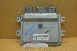 2012 Nissan Versa Engine Control Unit ECU MEC901931A1 Module 305-10a6 - $36.99
