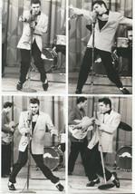 Vintage Rock Legend Elvis Presley Shake & Dance B & W Photo  - $15.00