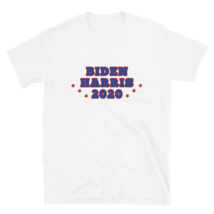 Biden Harris T-shirt / Biden Harris Short-Sleeve Unisex T-Shirt image 10