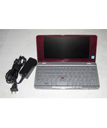 Sony Vaio VGN P61S P Series Lifestyle UMPC Atom 1.33GHz 32SSD 1GB RAM WI... - $257.35