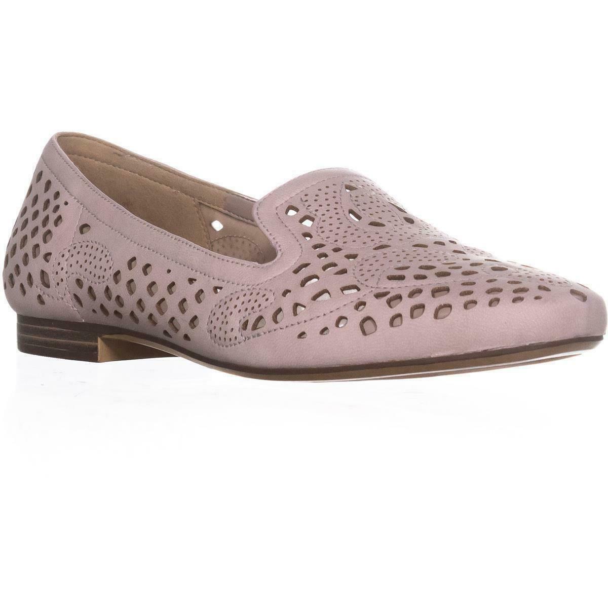fddf4ff09f8 naturalizer Eve Cutout Square Toe Loafers