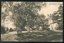 MA East Northfield Round Top Cemetery American News Co Steeldrucktone Po... - $4.95