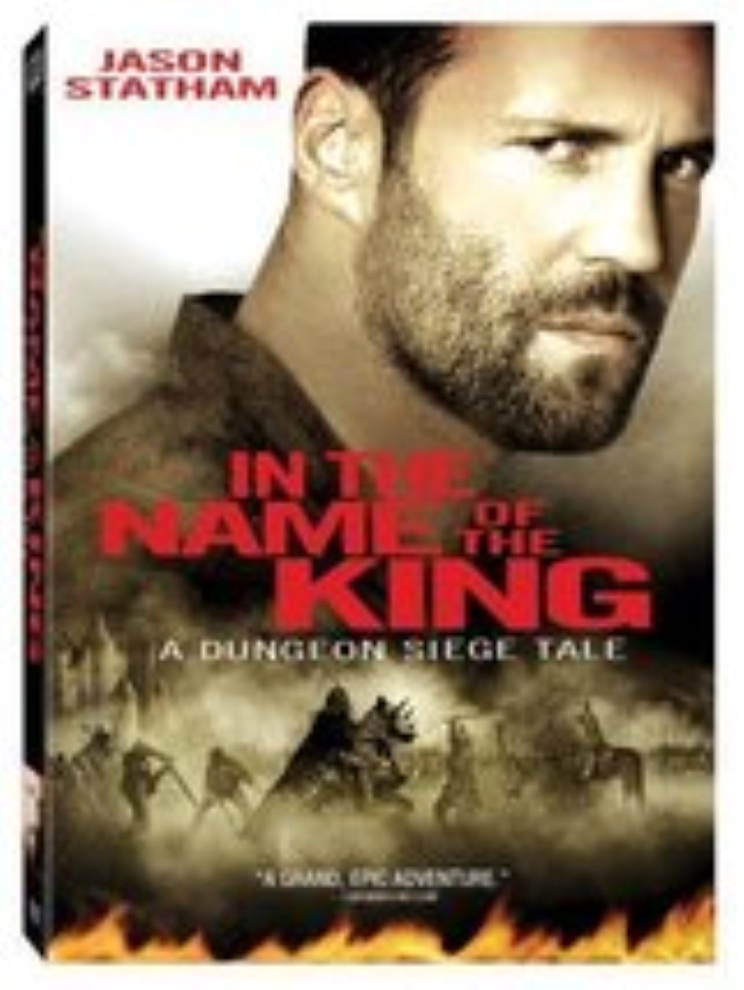 In the Name of the King - A Dungeon Siege Tale Dvd
