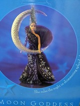 Bob Mackie Moon Goddess 1996 Barbie Doll Exclusive Limited Edition 14105... - $78.20