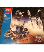 Lego Discovery: #7469 Mission To Mars New Sealed - $279.57