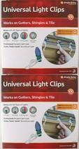 2x 100ct Simple Living Innovaciones Universal Navidad Luz Canalón Pinzas... - $9.94