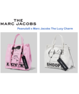 MARC JACOBS Peanuts® x Marc Jacobs The Lucy Charm M0015167 NWT - $190.00
