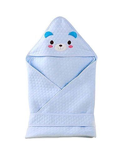 Thin Swaddling Clothes/Blanket/Bathrobe Soft Comfortable Bamboo Fiber&Cotton