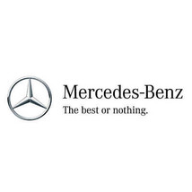 Genuine Mercedes-Benz License Plate Moldin 222-880-59-00 - $99.94