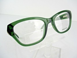 Nine West NW 5115 (317) Jade Crystal 52 x 18 135 mm Eyeglass Frames - $58.87