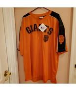 San Francisco Giants Jersey by Dynasty. New, with tag. Size 2XL. Orange  - $29.00