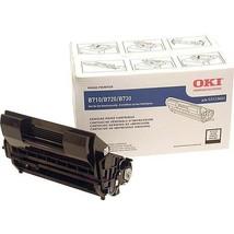 Okidata 52123601 Black Toner Cartridge for B710 B720 B730 15000 Page Yield - $277.15