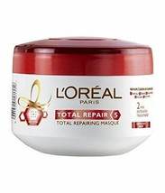L'Oreal Paris Hair Total Repair 5 Masque, 200g by L'Oreal Paris Free Ship - $15.34