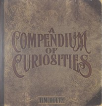 A Compendium of Curiosities by Tim Holtz Idea-ology, 76 Page Book, TH92826 - $15.75