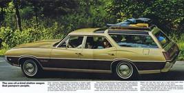 1969 Oldsmobile Vista cruiser | 24 X 36 inch poster  - $18.99