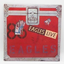 Vintage The Eagles Live Record Album Vinyl LP NM - $29.69