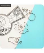 KEVIN&SASA CRAFTS® Bookmark Metal Kawaii Office Accessories Cute Animal ... - $1.69