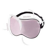 Mulberry Silk Sleep Eye Mask & Blindfold with Elastic Strap/Headband, De... - $6.13