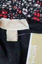 $155 Michael Kors Women's Ballet Off Shoulder Dress Floral Size  P/S image 6
