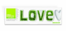 4m2u Grass Growing Pot Love - $11.99