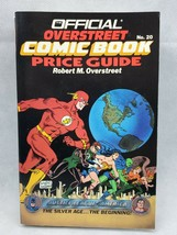 MARVEL COMIC BOOK PRICE GUIDE No. 20 1990-present justice league OVERSTR... - $8.50