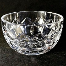 1 (One) WATERFORD KERRY Cut Lead Crystal Open Sugar Made in Ireland-Signed - $23.74