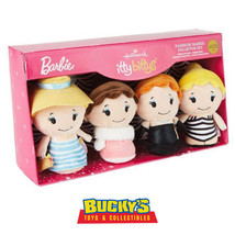 Fashion Barbie Doll Hallmark itty bitty bittys Collector Set  Shopping P... - $39.59