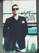 Paul Weller Hand-Signed Autograph 8x10 With Lifetime Guarantee - $150.00