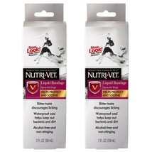 Dog Liquid Bandage Spray 2 PACK Minor Wound Protection Total 4 Oz - $15.83