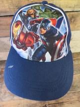 Avengers Marvel Adjustable Youth Hat Cap - $8.90