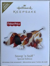 2011 Hallmark Keepsake Christmas Ornament SNOOP 'N SNIFF Limited Edition... - $39.95