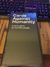 Cards Against Humanity (Original) - 550 Cards Full Base Pack Party Game - $24.49