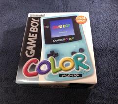 Game Boy Color Ice Blue Color Toysrus Limited Model NINTENDO UNUSED - $889.73