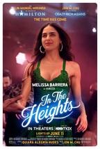 In the Heights Poster Jon M. Chu Movie Art Film Print Size 11x17 24x36 27x40 #11 - £7.89 GBP+