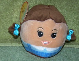 "Hallmark Fluffballs The Wizard of Oz DOROTHY Plush Decoration 3.5""H New - $7.50"