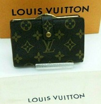 Louis Vuitton monogram Porte Monet Vie Vienova Wallet - japan - $331.65
