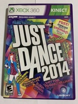 Just Dance 2014 (Microsoft Xbox 360, 2013) - Complete - - $6.19