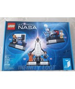 LEGO Women of NASA 21312 Building Kit 231 Pieces - IN HAND NEW - $49.45