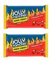 Jolly Rancher Cinnamon Fire! Hard Candy 2 Bag Package 13 oz Each Bag - $17.77