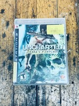 Uncharted: Drake's Fortune PS3 (Sony PlayStation 3, 2009) - $12.38