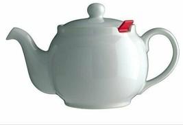 London Teapot Company 15510 Chatsford - Tetera de 2 Tazas, Color Blanco - $45.78