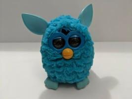 Furby Boom Blue Talking Hasbro Interactive 2012 Tested - $19.30