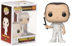 Silence of the Lambs Hannibal Lecter Vinyl POP Figure Toy #787 FUNKO NEW... - $8.79
